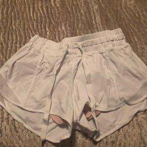 Lululemon shorts-size 4